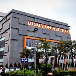 Binus University Jakarta 300x300 - Binus University, Jakarta