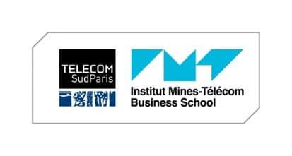 Double logo IMT_BS TélécomSudParis.png