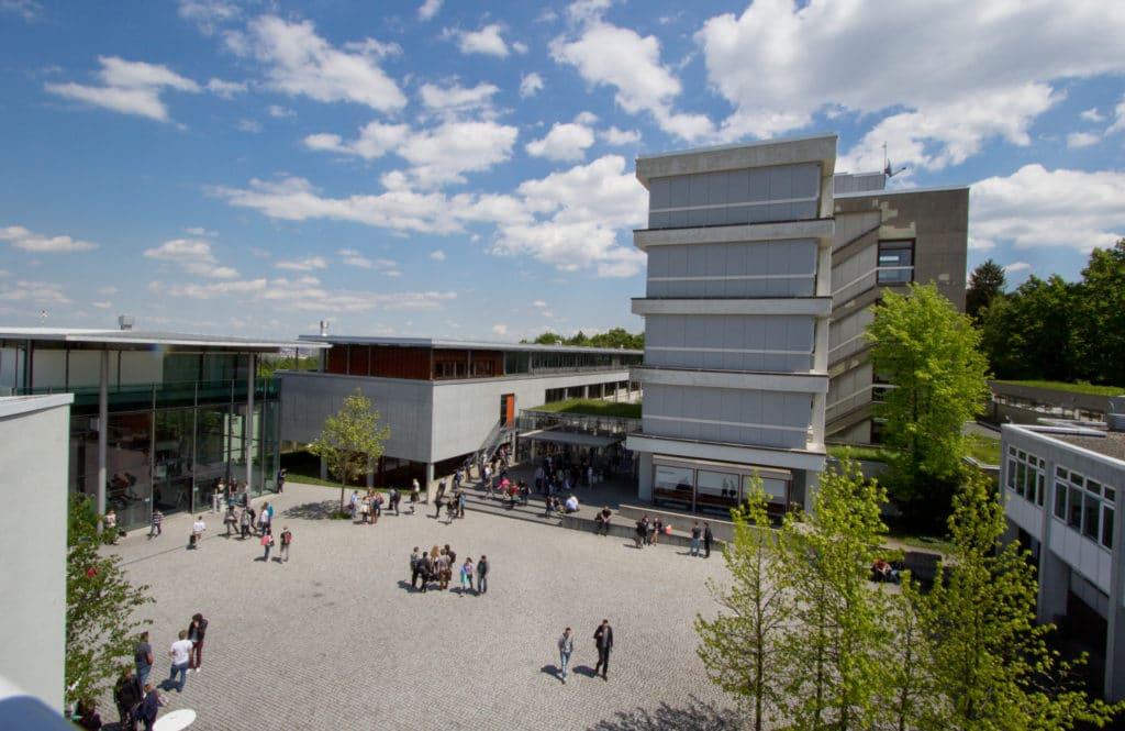 Hochschule Pforzheim University 1024x665 - Troisième année du Bachelor