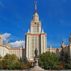 Lomonosov Moscow State University Moscou 300x300 - Lomonosov Moscow State University, Moscou