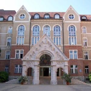 Pecsi Tudomanyegyetem ÔÇô University of Pe╠ücs PTE Pe╠ücs 300x300 - Pecsi Tudomanyegyetem – University of Pécs (PTE), Pécs