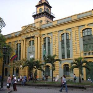 Universidad de Antioquia UDEA Medellin 300x300 - Universidad de Antioquia - UDEA, Medellin