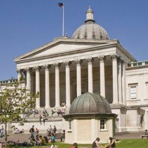 University College London UCL Londres 300x300 - University College London (UCL), Londres