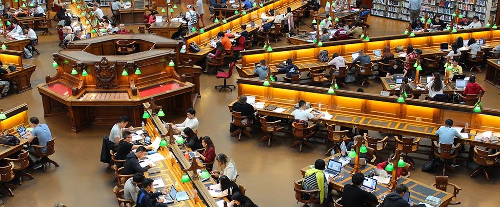 library la trobe study students 159775 - Universités partenaires