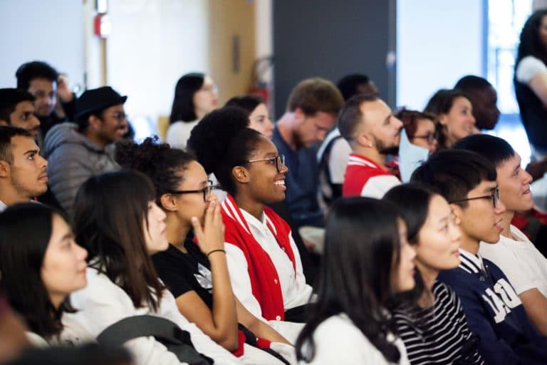 International Student Week 2018, IMT-BS