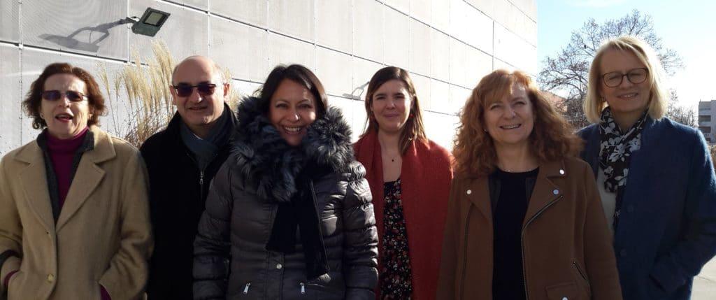 Visite de Mme Claudia Rodriguez IMTBS