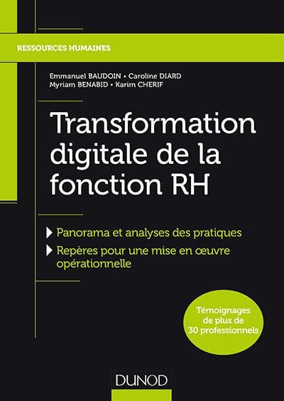 Ecole de commerce et de management. Transformation digitale de la fonction RH - Institut Mines-Télécom Business School