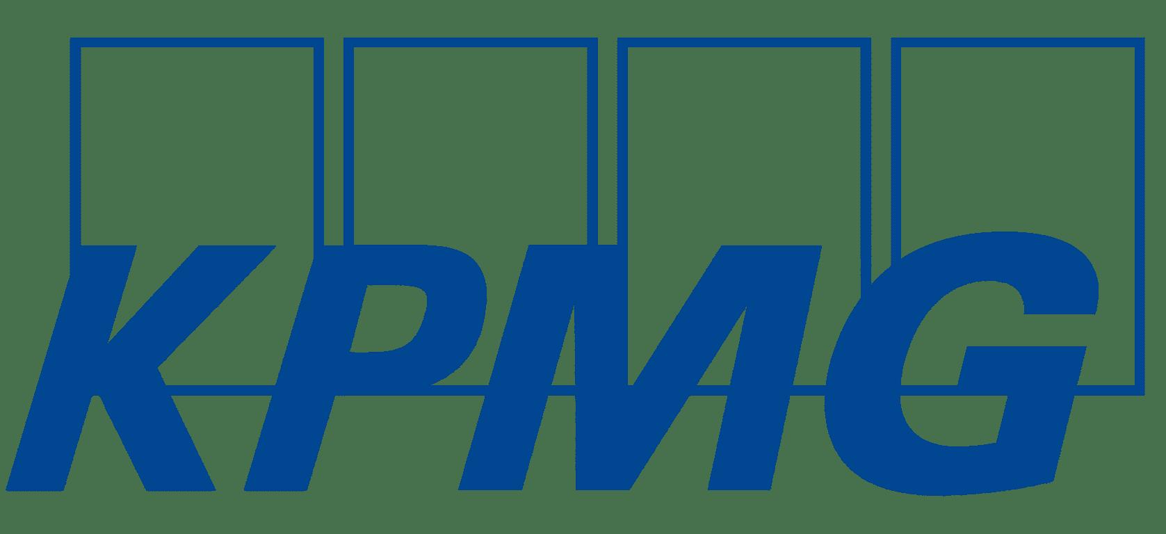 KPMG logo image 1677x768 - Devenir partenaire