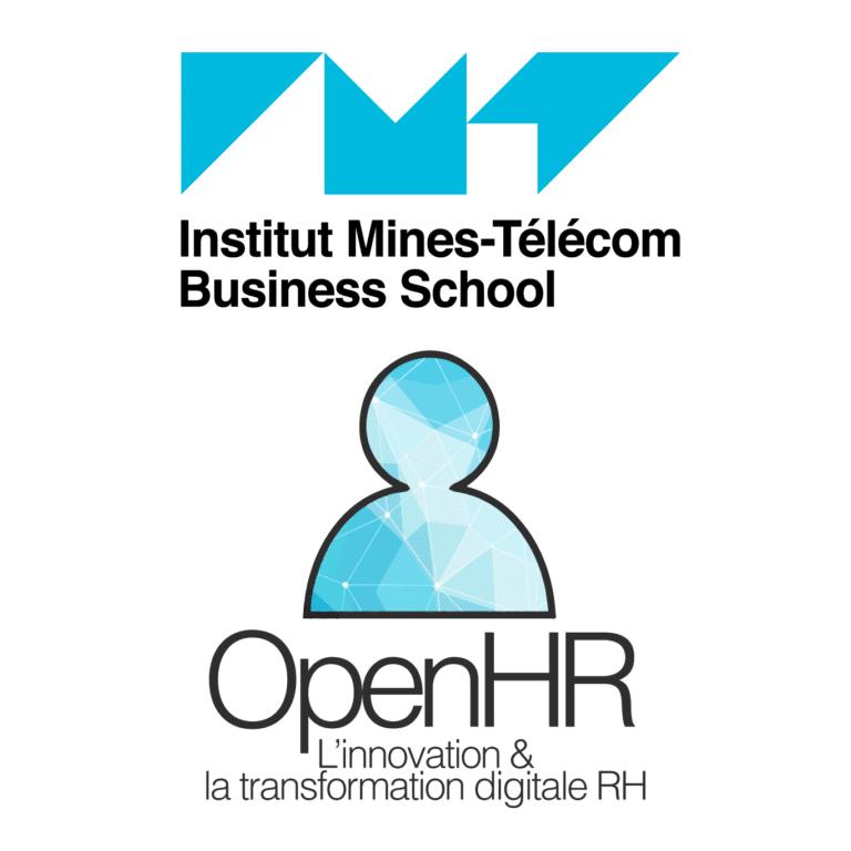 Logo OpenHR _ IMT-BS