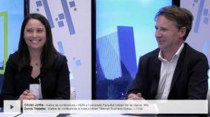 Donia Trabelsi interview Xerfi IMT-BS