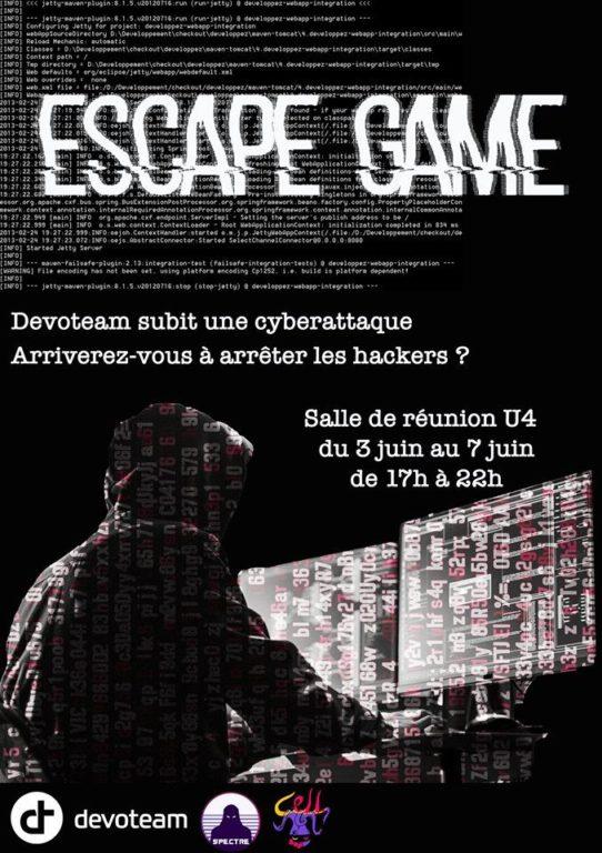 DEVOTEAM - Escape Game juin 2019 - IMT-BS
