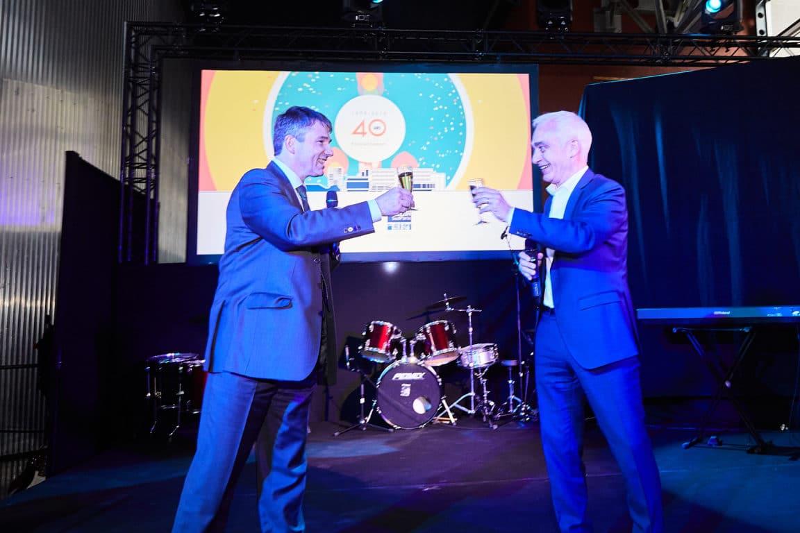 40 ans Denis Guibard et Christophe Digne_IMT-BS