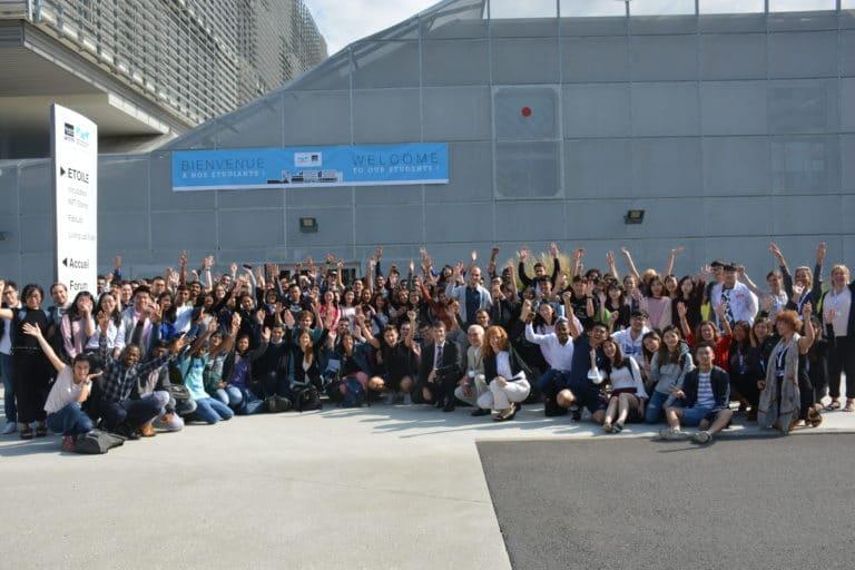 Welcoming international students - Rentrée des étudiants internationaux - IMT-BS
