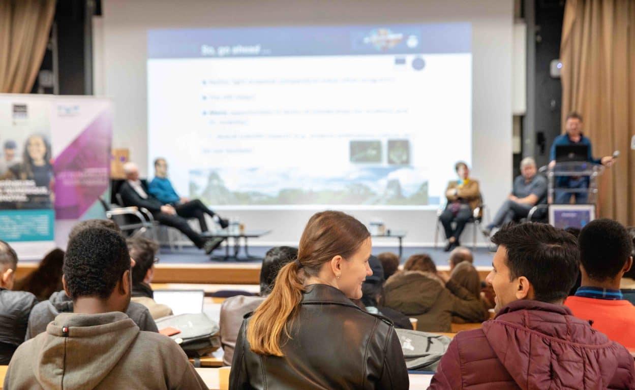 ErasmusDays 2019 Conférence Expertise Internationale IMT BS 1249x768 - ErasmusDays 2019 : l'Europe mise à l'honneur