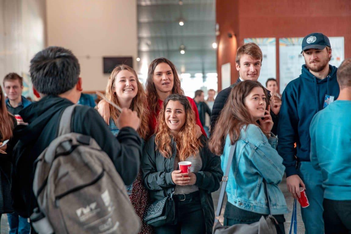 ErasmusDays 2019 Groupe étudiants IMT BS 1152x768 - ErasmusDays 2019 : l'Europe mise à l'honneur