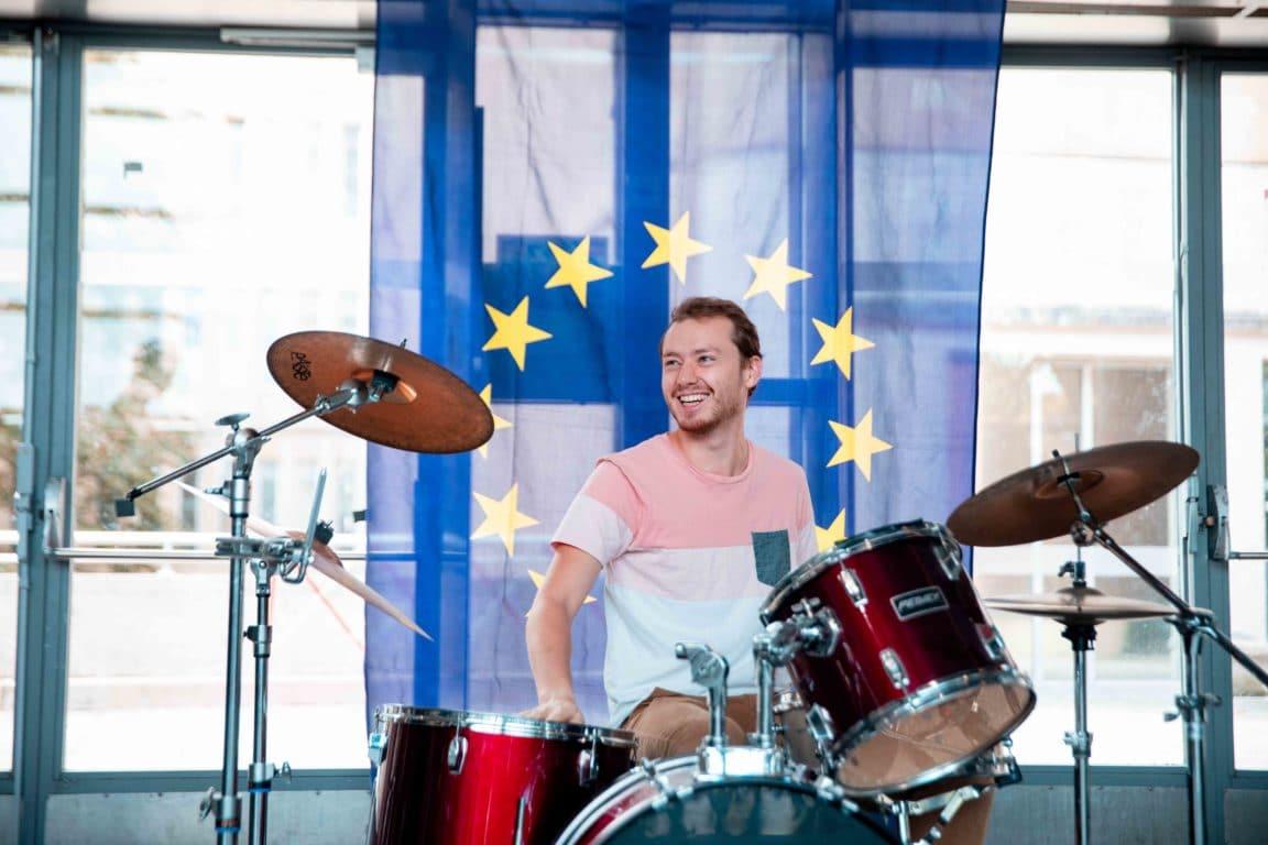 ErasmusDays 2019 Music show IMT BS 1152x768 - ErasmusDays 2019 : l'Europe mise à l'honneur