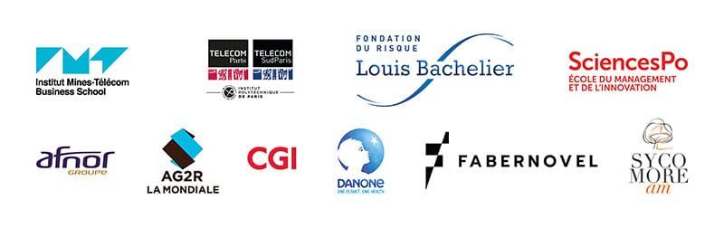 Partenaires de la chaire Good in Tech