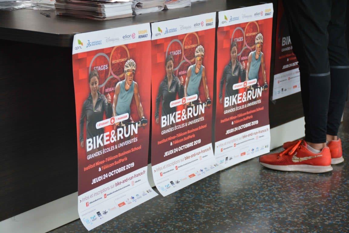 Bike and Run2019 IMTBS Forum 1152x768 - La 1ère édition du Bike & Run Grandes Écoles & Universités en région parisienne