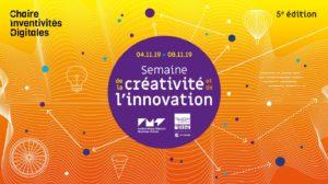 Semaine CreaInnov IMTBS 2019 300x168 - Semaine de la Créativité et de l'Innovation : 450 étudiants sur les traces des grands inventeurs