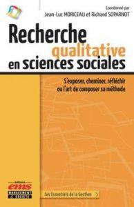 Couverture_Recherche Qualitative en Sciences Sociales_ JL Moriceau _ IMTBS