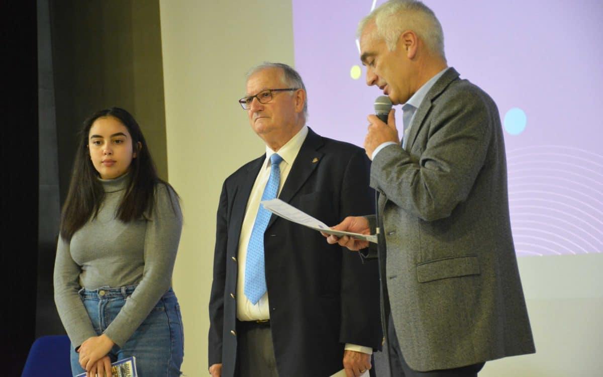 Imane Bachite _ Concours National de Promotion de l'Éthique Professionnelle