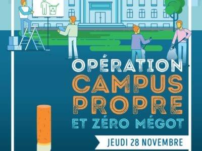 #CampusZeroMegot