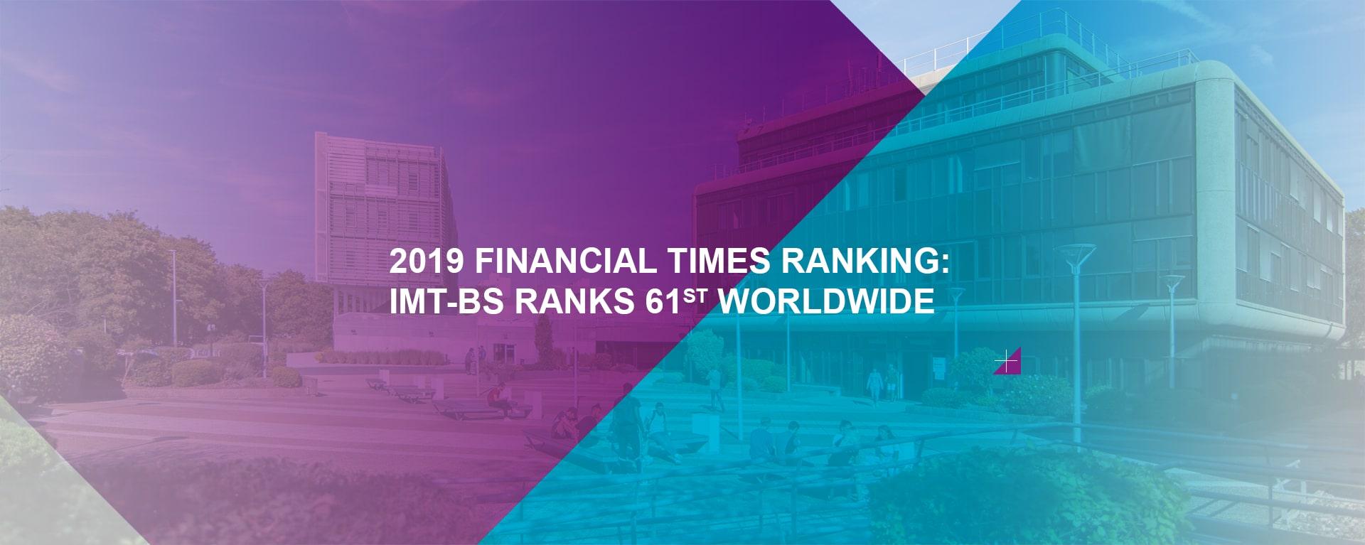 FT Ranking 2019