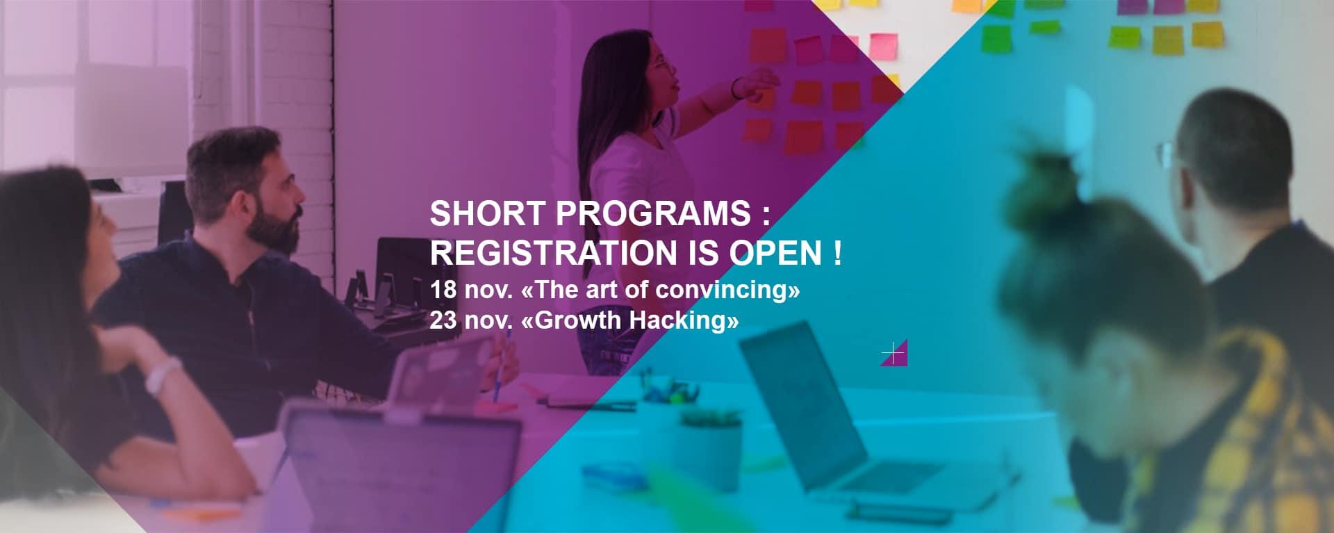Short programs IMT-BS