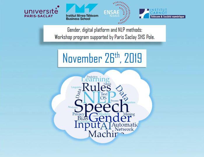 Workshop GraziaCecere 26novembre - Workshop : Analyse des données textuelles des plateformes numériques