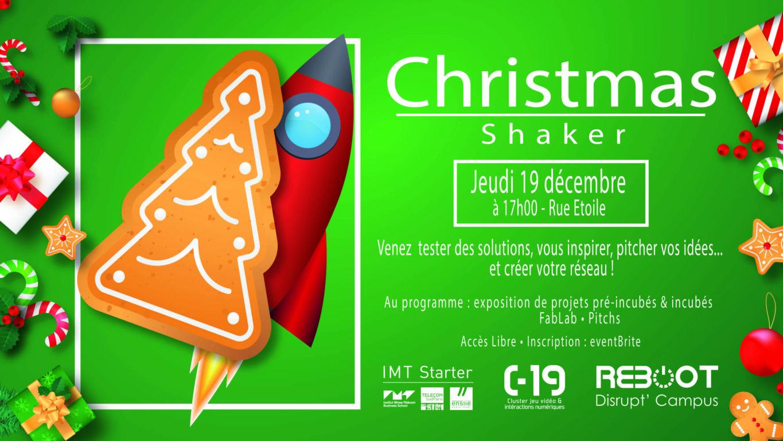 Christmas Shaker 2019 IMT Starter IMTBS