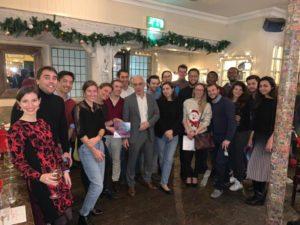 Alumni Tour reunion in London