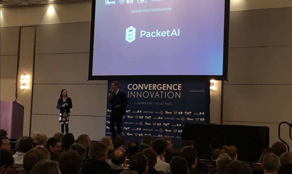 Packet AI   CES Las Vegas 2020 - Les startups de l'incubateur IMT Starter en force au CES de Las Vegas !