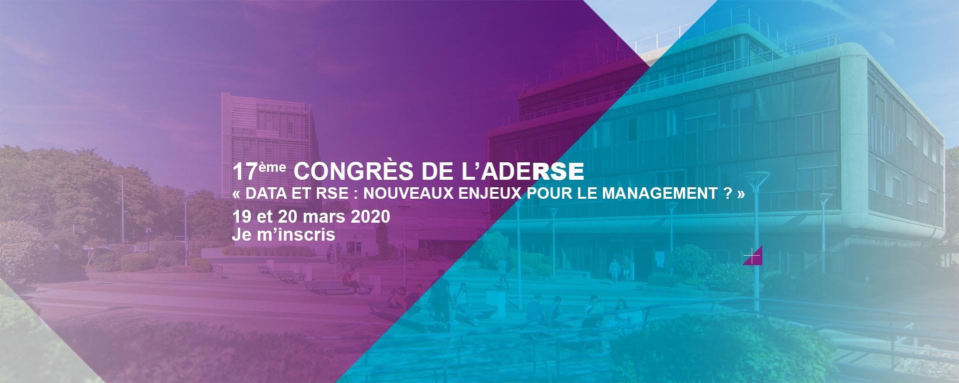 17ème congrès de l'ADERSE