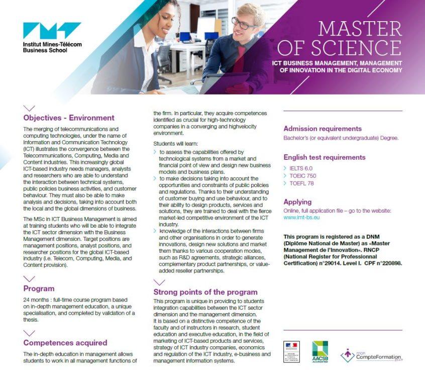 MSc ICTBusinessManagement 846x768 - Brochures