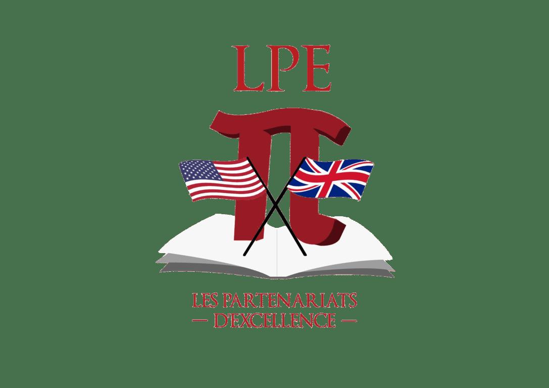 Logo LPE - Les partenariats d'Excellence