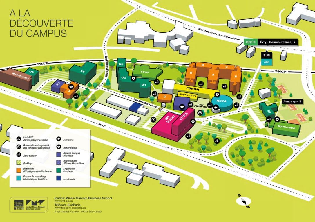 Plan Campus 2018-2019