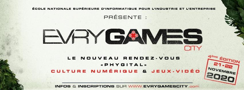 Evry Games City 4