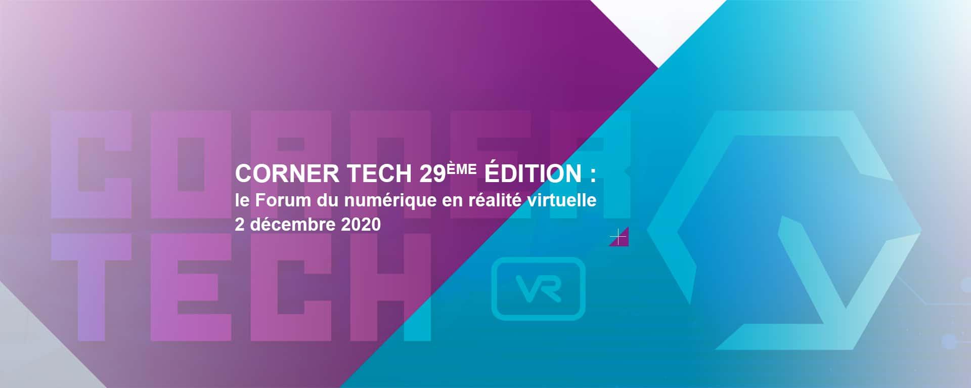 Corner Tech 2020 - Le Forum du numérique