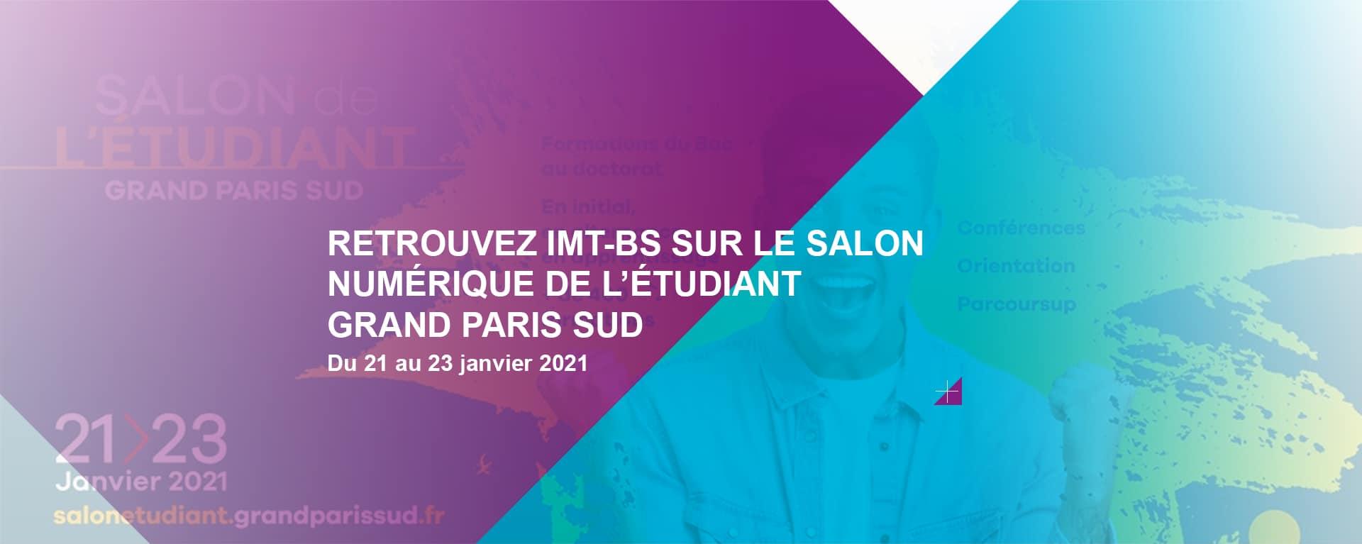 Salon de l'Etudiant Grand Paris Sud