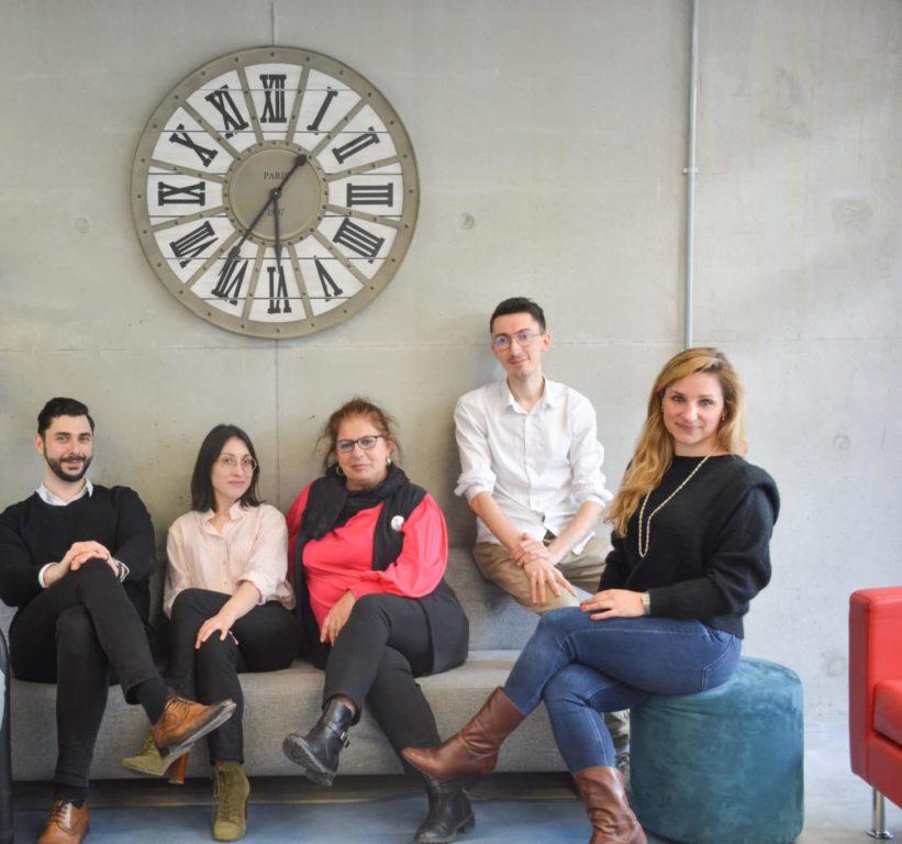HP Executive ed equipe IMT-BS