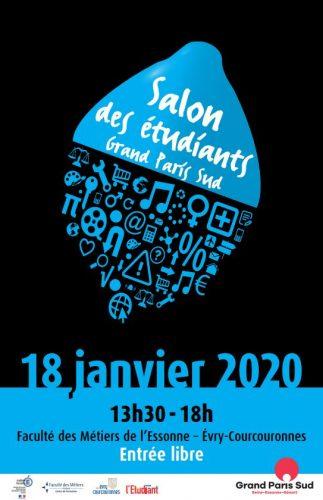 Salon des étudiants et des apprentis Grand Paris Sud 2020