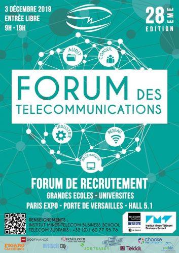 Forum des Télécommunications 2019